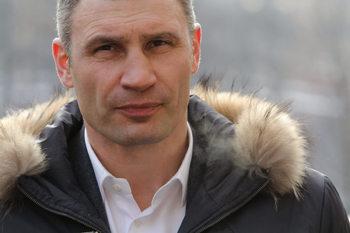 """Кличко пообещал, что в следующем году не выпустит """"плохих"""" чиновников из проруби"""
