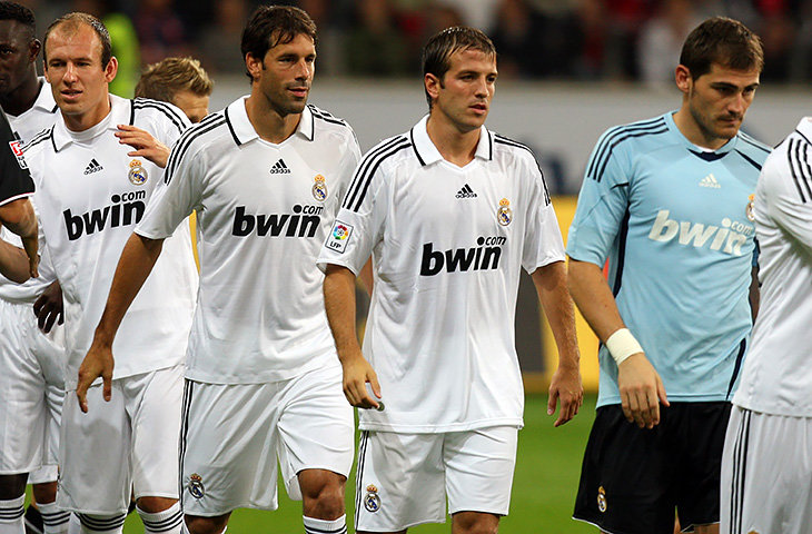 Последний чемпионат Испании …