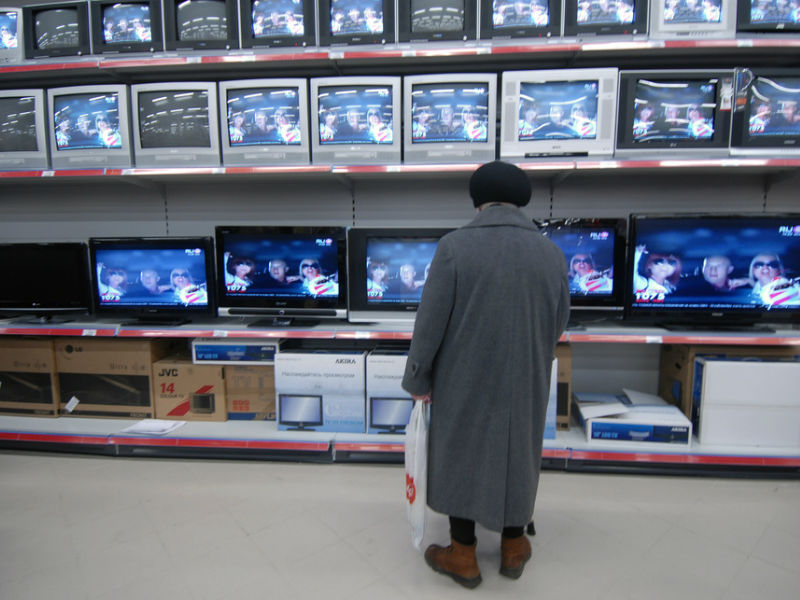 Что стало с нашим телевидением?