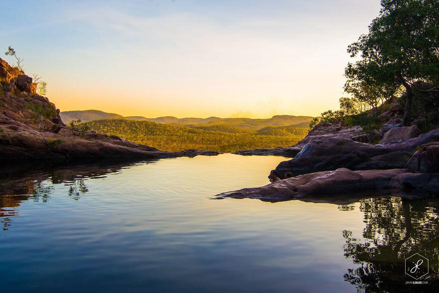 JohanLolos09 Захватывающие фотографии путешественника, проехавшего более 40 000 км по Австралии
