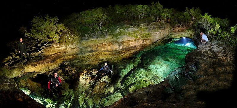 1435 Удивительные подводные пещеры