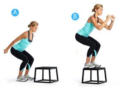 Эффективные упражнения для похудения в домашних условиях пошагово