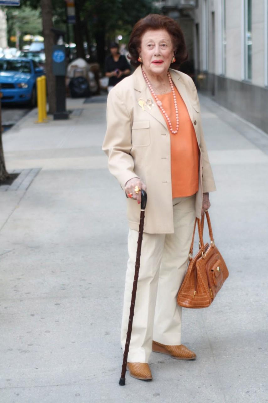 пожилые женщины тоже любят