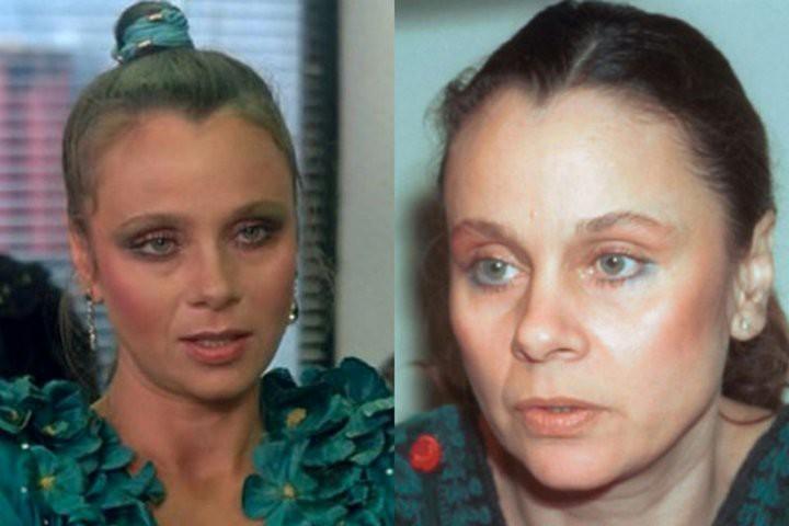 Любовь Полищук — Зина Мелейко (1949 — 2006) Интердевочка, кино, тогда и сейчас, фильм