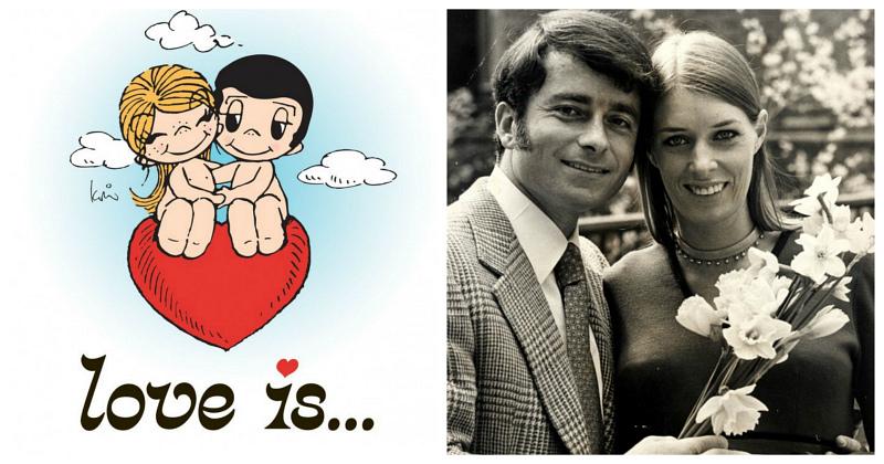 «Love is…»: история создания милых комиксов о любви