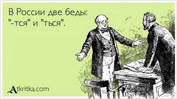 44 страшилки русской грамматики Приколисты