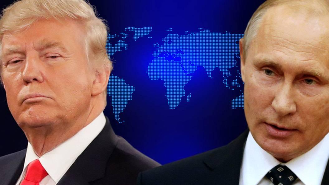 Владимира Путина и Дональда Трампа можно поздравить с победой