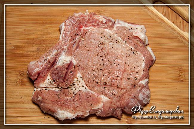Как свинину в духовке сделать мягкой