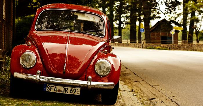 10 позитивных автомобилей, при виде которых сразу поднимается настроение
