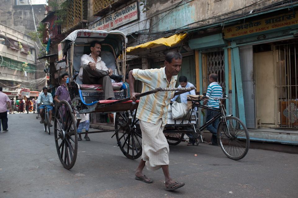 Рикша своими руками фото