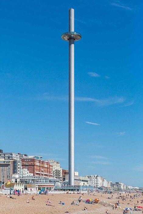 Смотровая башня British Airways i360