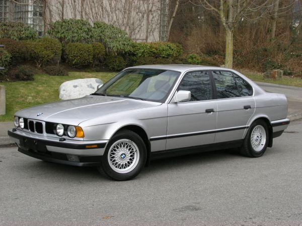 Честный обзор автомобиля BMW E34