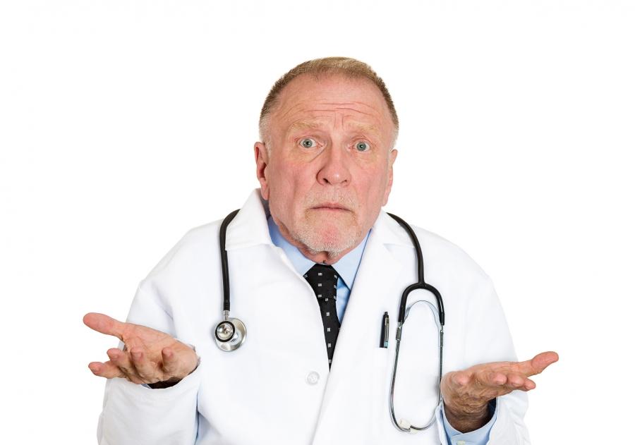 ошибка в диагностике