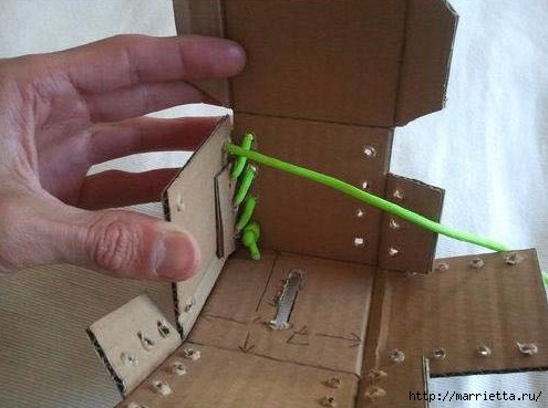 Как сделать капилку своими руками