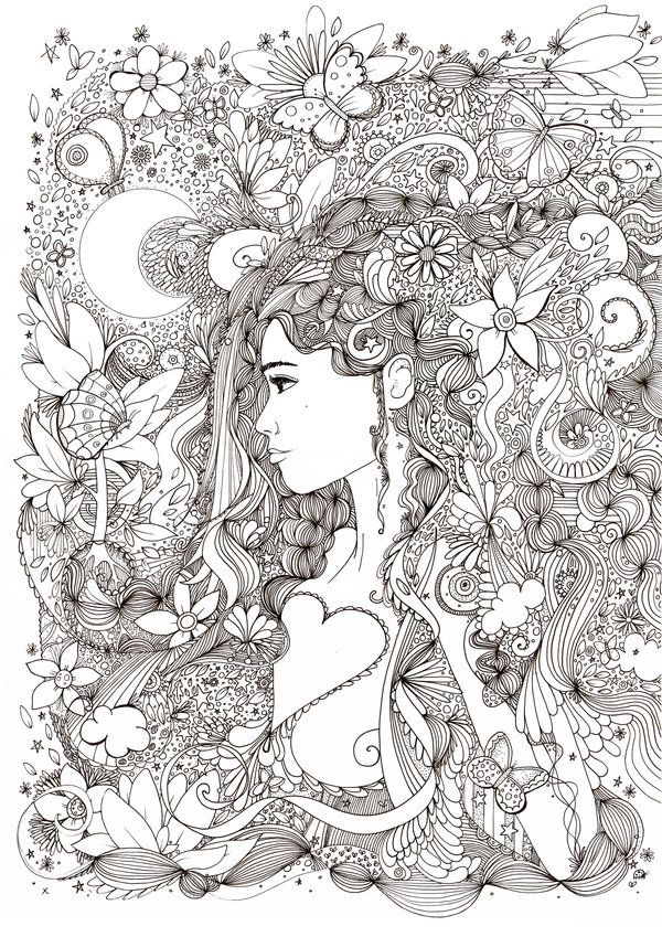 Butterfly Nature by HannahChapman on Deviant Art: