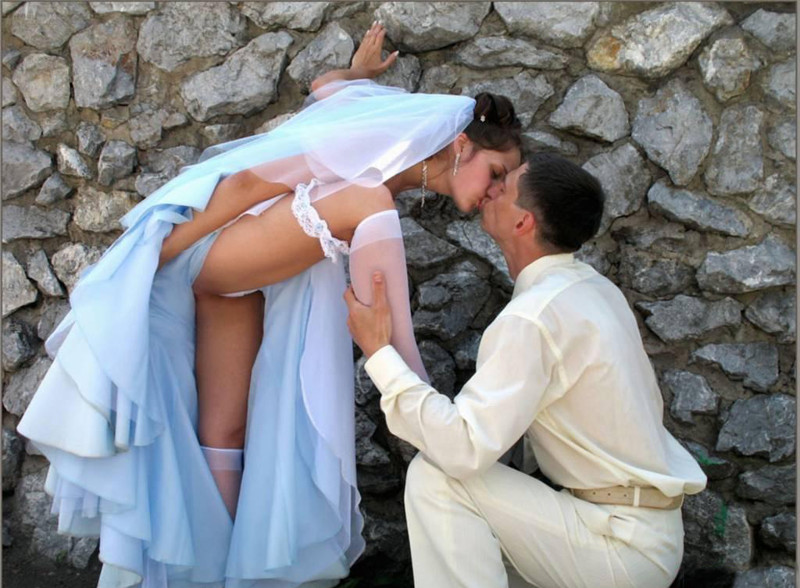 свадебние приколи интимние