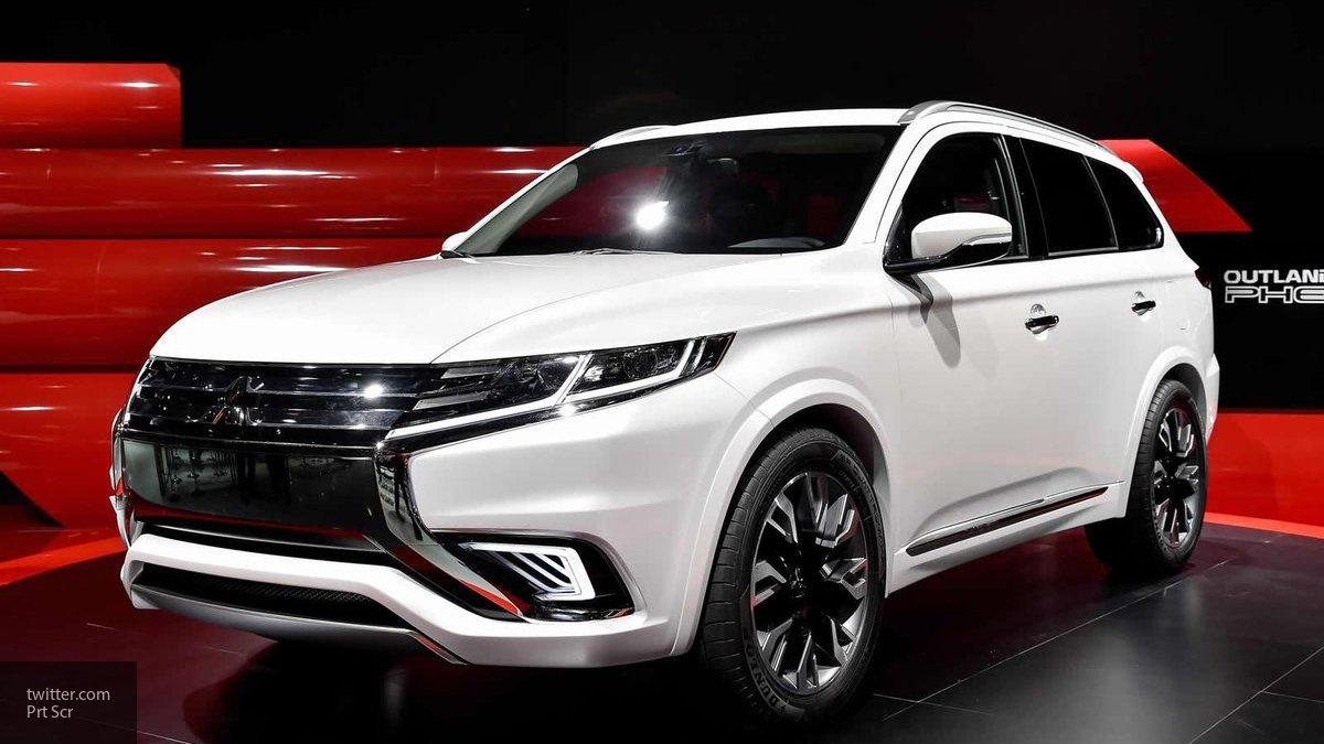 Компания Mitsubishi осенью объявит старт продаж нового Outlander в России