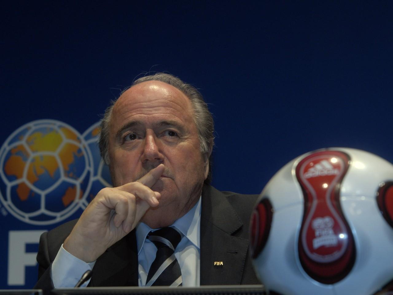 Стали известны настоящие причины отставки главы FIFA и судьба ЧМ-2018