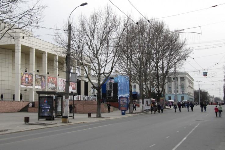 В Симферополе закроют для пр…