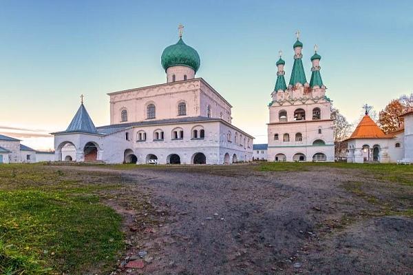 Свирский монастырь — путешествие к чуду