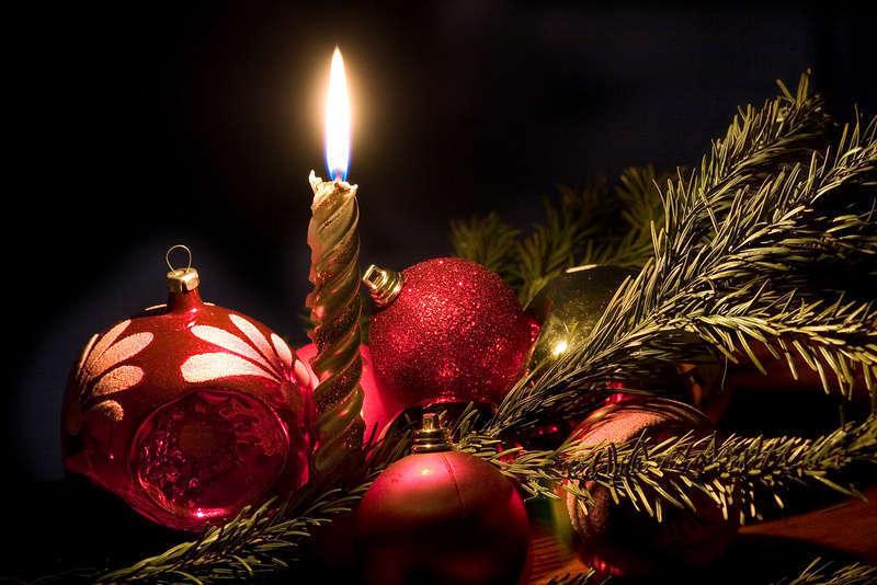 kerzen weihnachtsbaum