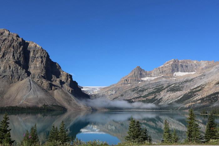 Большое Медвежье озеро: самый фотогеничный водоем Канады