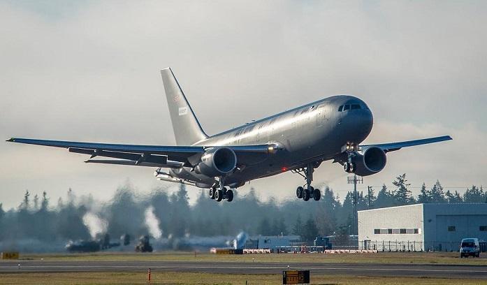 На Украину прибыли пять самолетов-топливозаправщиков ВВС США