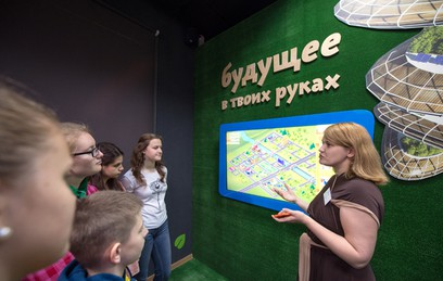 В Москве создано семь просветительских центров для детей