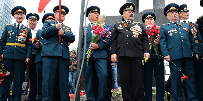 Ветераны Киева: «Мы должны вызвать огонь на себя!»
