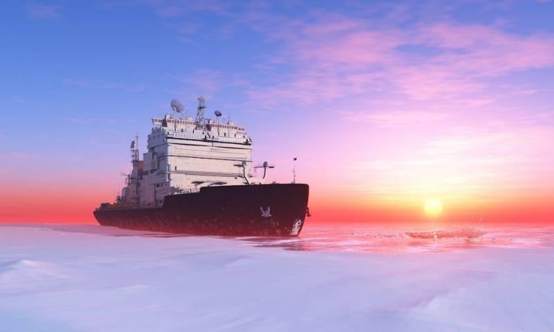 Дракон в Арктике. Новый Шёлковый путь станет полярным