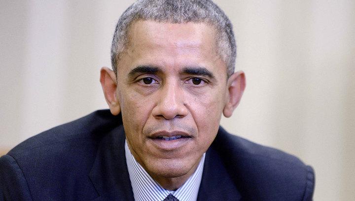 Барак Обама намерен потребовать от Путина удаления российских военных из Украины