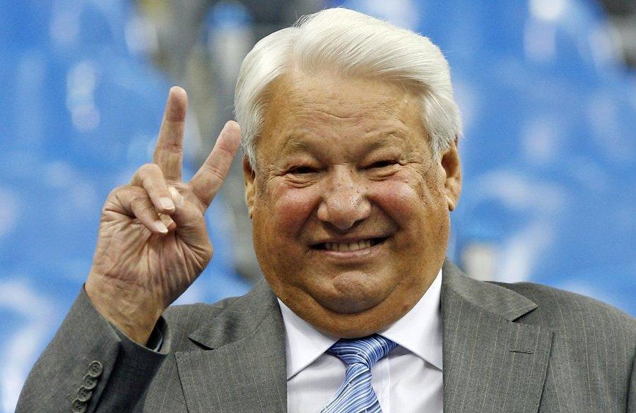 Дмитрий Соколов-Митрич: ЕЛЬЦИНА НА ВАС НЕТ!
