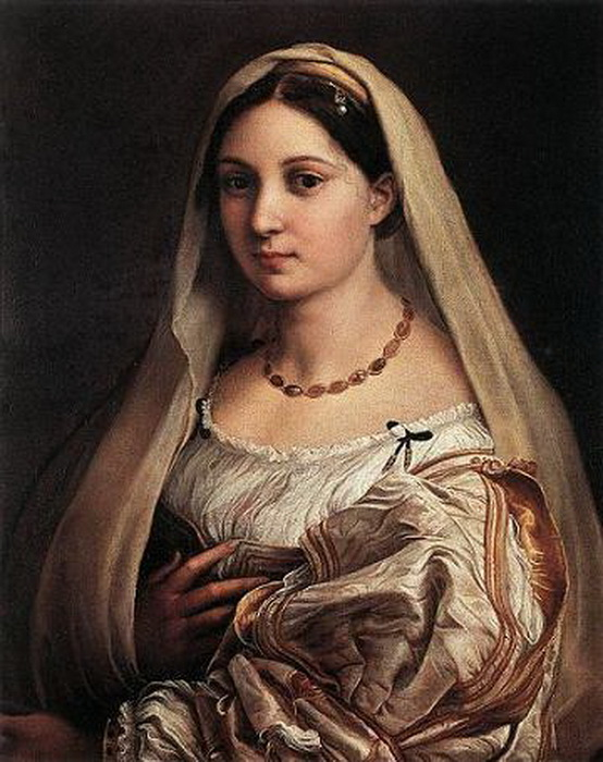 Пленительный образ Маргариты Лути