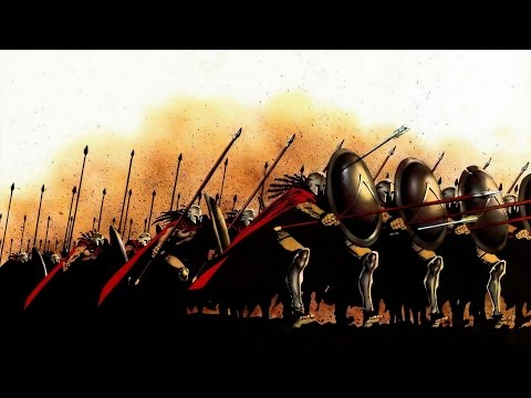 Тайны истории -  Расцвет и падение Спарты Документальный фильм History Channel