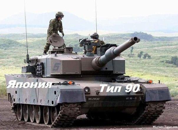ТОП 10 самых современных танков