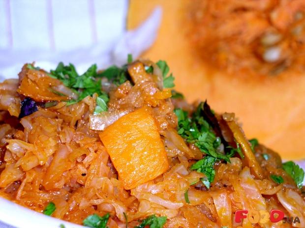 Тыква по-еврейски (польское блюдо)