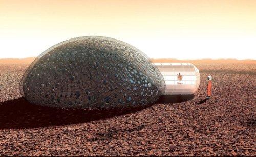 Сооружение Sfero Bubble House