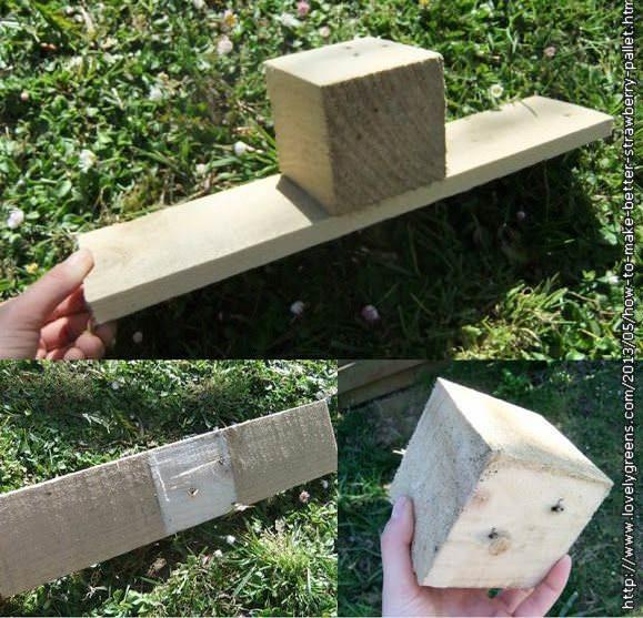 Как сделать грядки ящики