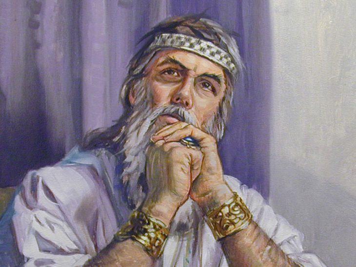 Притча о царе Соломоне, чьи слова преображали сердца