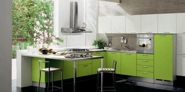 зеленые кухни-3