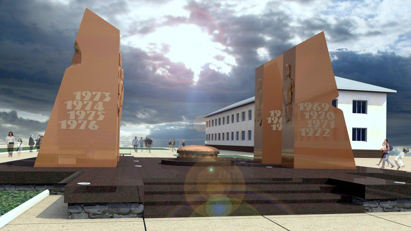Рождение  ядерного полигона  на Новой Земле : из воспоминаний адмирала флота Н. Д. Сергеева и других