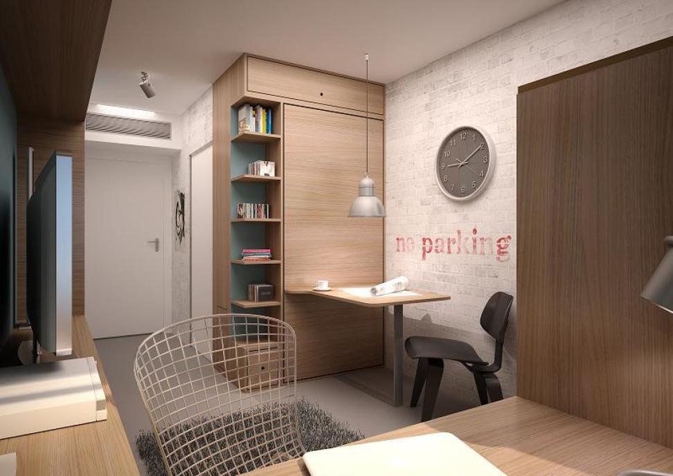 Микроквартиры - жильё будущего-10
