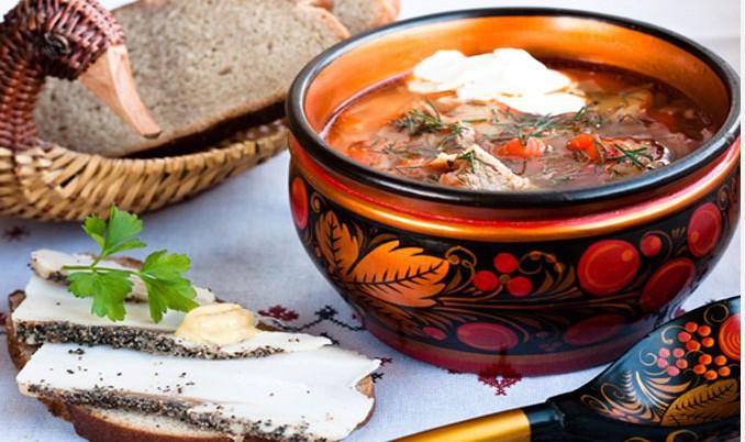 7 традиционных супов русской национальной кухни кухня, русская