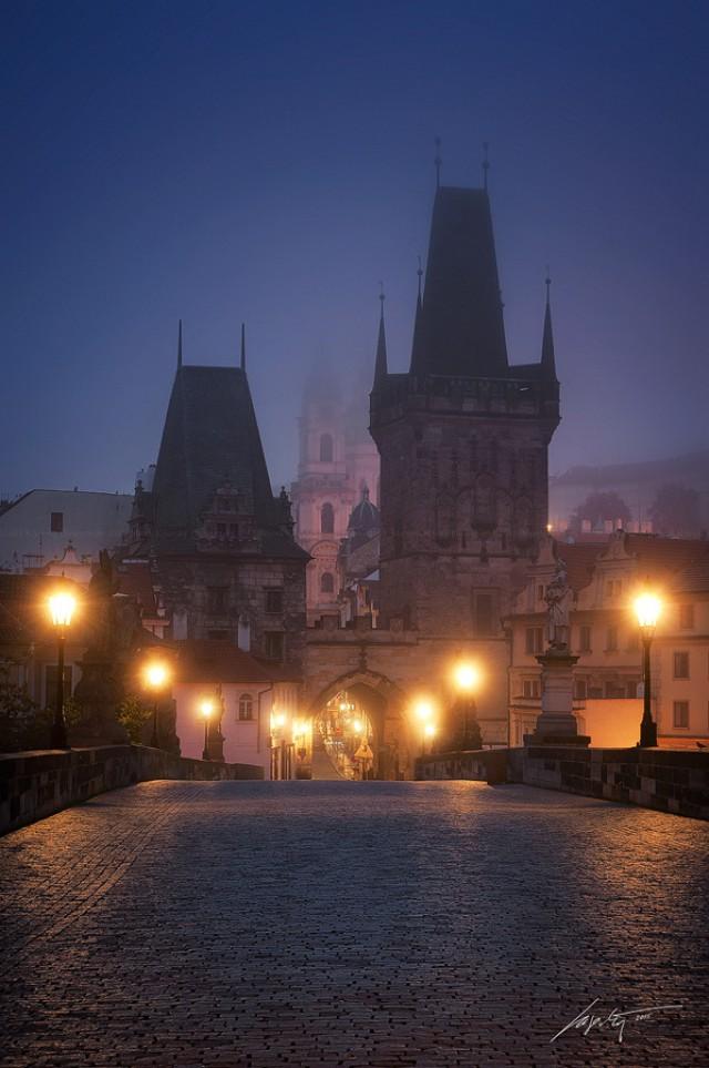 Прага: потрясающее фотопутешествие в «город ста башен