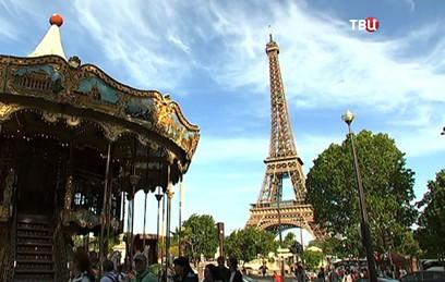 Под Парижем российских туристов ограбили на €1 млн
