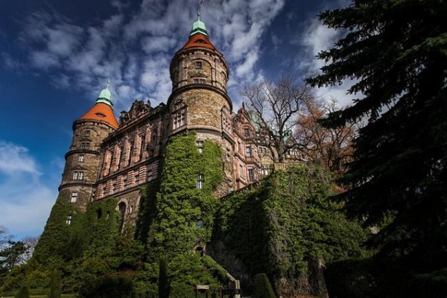 Самые красивые польские замки