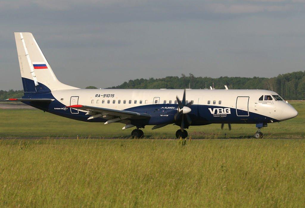 Подготовка к выпуску Ил-114-300: место сборки выбрано не случайно