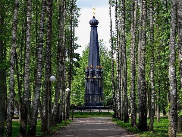 Памятник защитникам Смоленск…