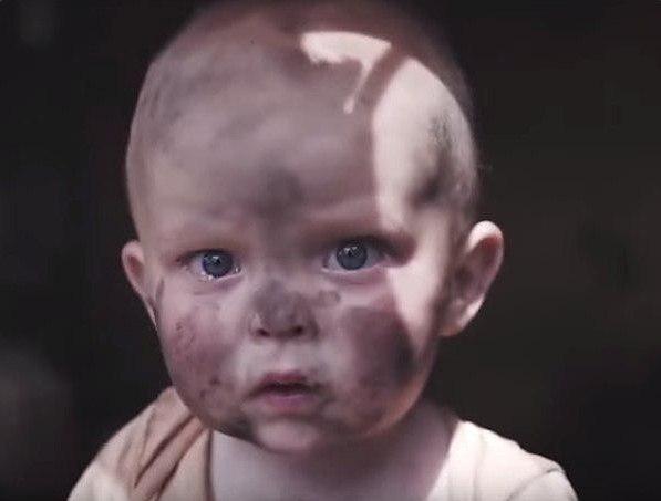 Помогите согреться старикам и детям на Донбассе