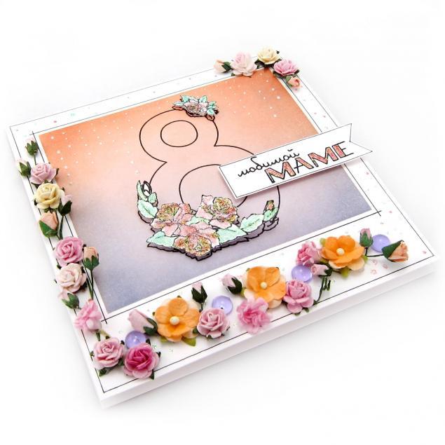открытки своими руками с фотографиями